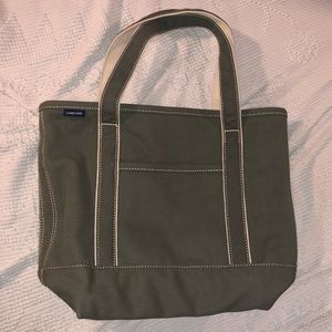 NWOT Lands' End tote bag